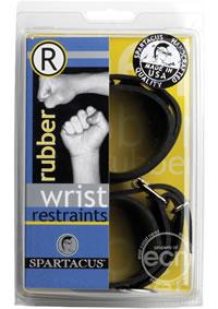 Rubberline Locking Wrist Restraints