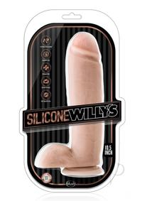 Silicone Willy 10.5 Dildo W/suction Van