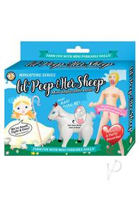 Lil Peep and Her Sheep