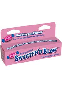 Sweeten D Blow - Bubblegum