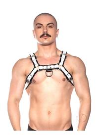 Prowler Red Bull Harness Blk/wht Sm