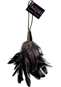 Ff Feather Tickler Black
