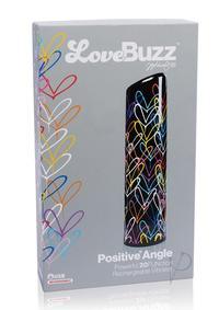 Lovebuzz Positive Angle Black