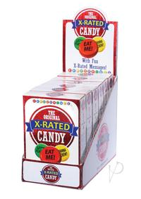 Cp X-rated Candy 6bx/disp