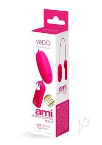 Ami Remote Control Bullet Foxy Pink