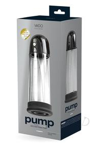Pump Recharge Vacuum Pump Black