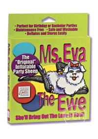 Ms Eva Party Sheep Ewe