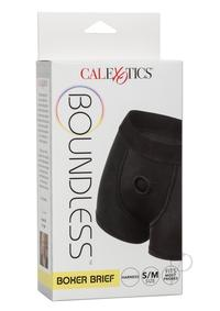 Boundless Boxer Brief S/m Black