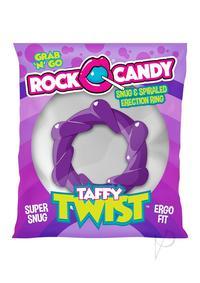 Rock Candy Taffy Twist Purple