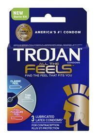 Trojan All The Feels 3`s
