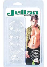 Julian Senso Sleeve(disc)