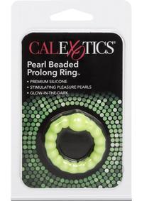 Prolong Pearl Beaded Cock Ring