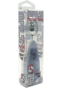 Impulse Pocket Paks - Silver Egg