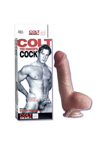 Tod Parker`s Cock