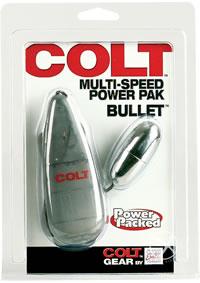 Colt Power Pack - Bullet