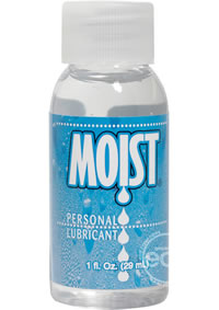 Moist Personal Lubricant 1oz(disc)
