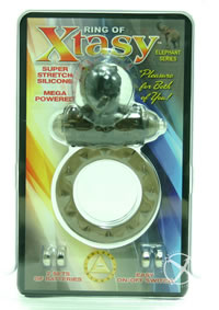 Ring Of Xtasy - Black Elephant