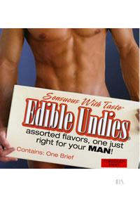 Edible Undies Male Forbidden Fruit(disc)