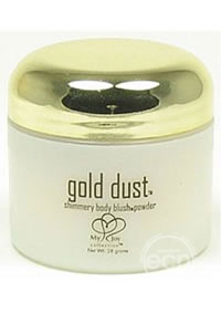 Gold Dust Body Blush