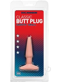 Butt Plug Small White