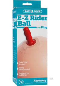 Ez Rider Ball W/plug