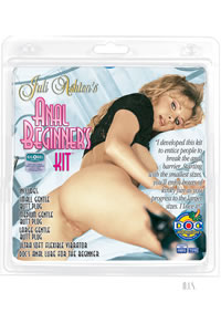 Juli Ashton Anal Beginners Kit (disc)
